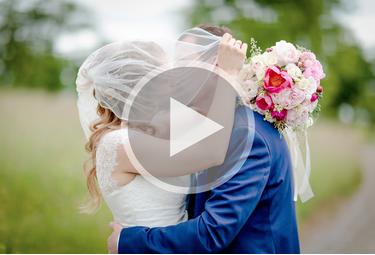 Deutsch-Holländische Hochzeit von Sabine&David