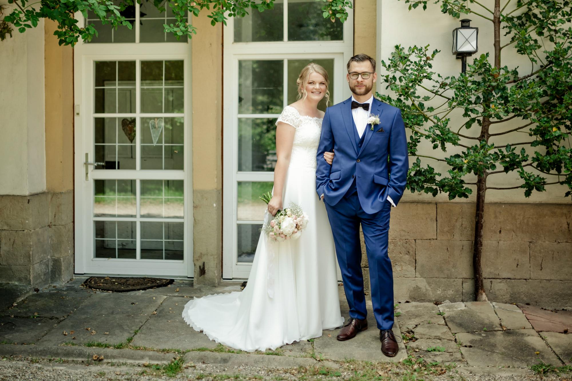 Hochzeit auf Schloss Heinsheim – Bad Rappenau